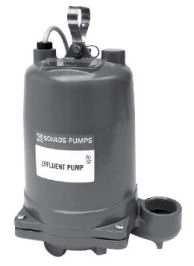 Goulds Pump WE1512H, WE1518H, WE1538H, WE1532H, WE1534H, WE1537H